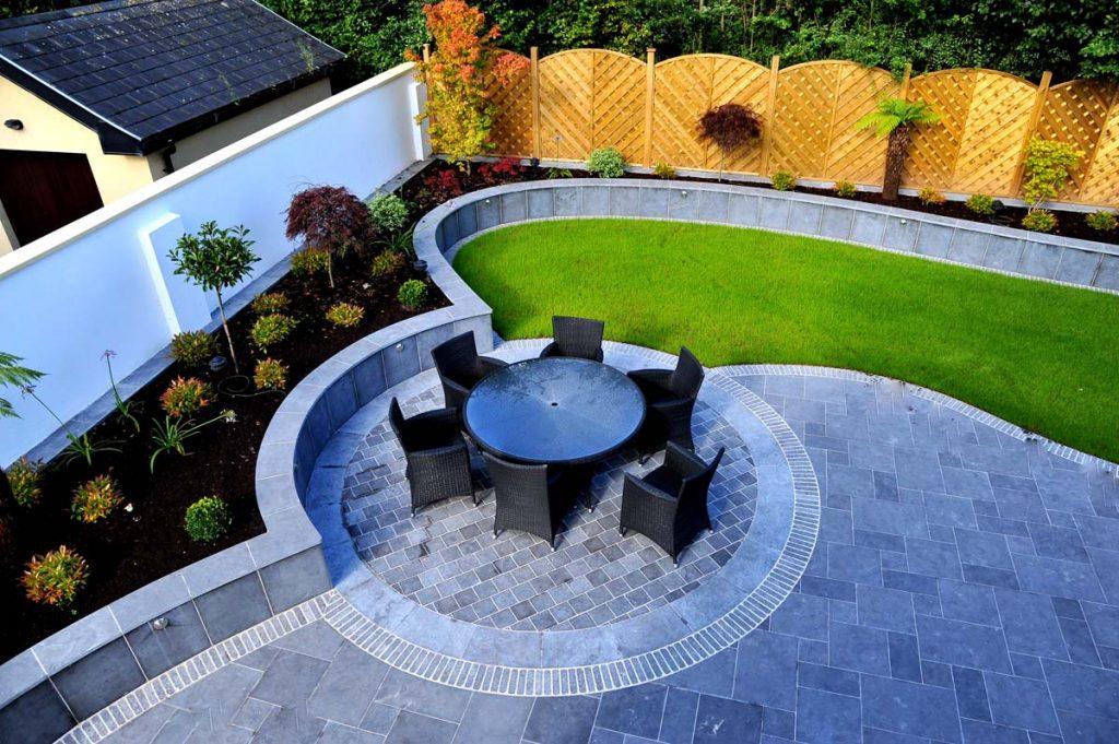 Ballincollig Back Garden Design 3