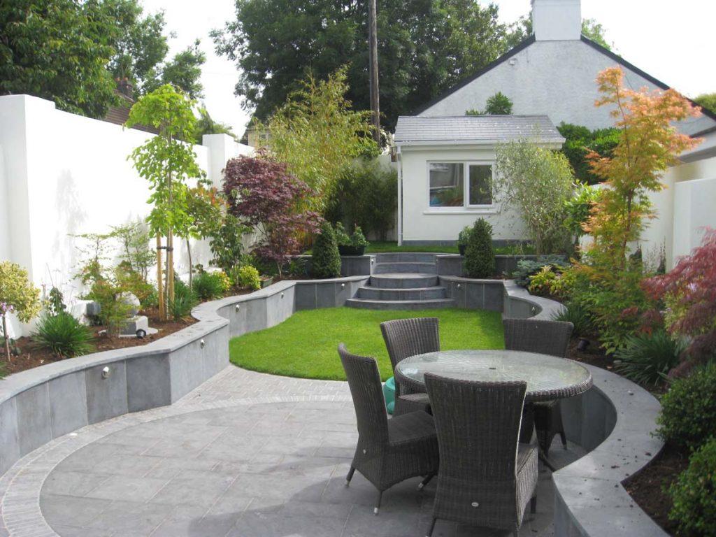 Glasheen Back Garden Design 8