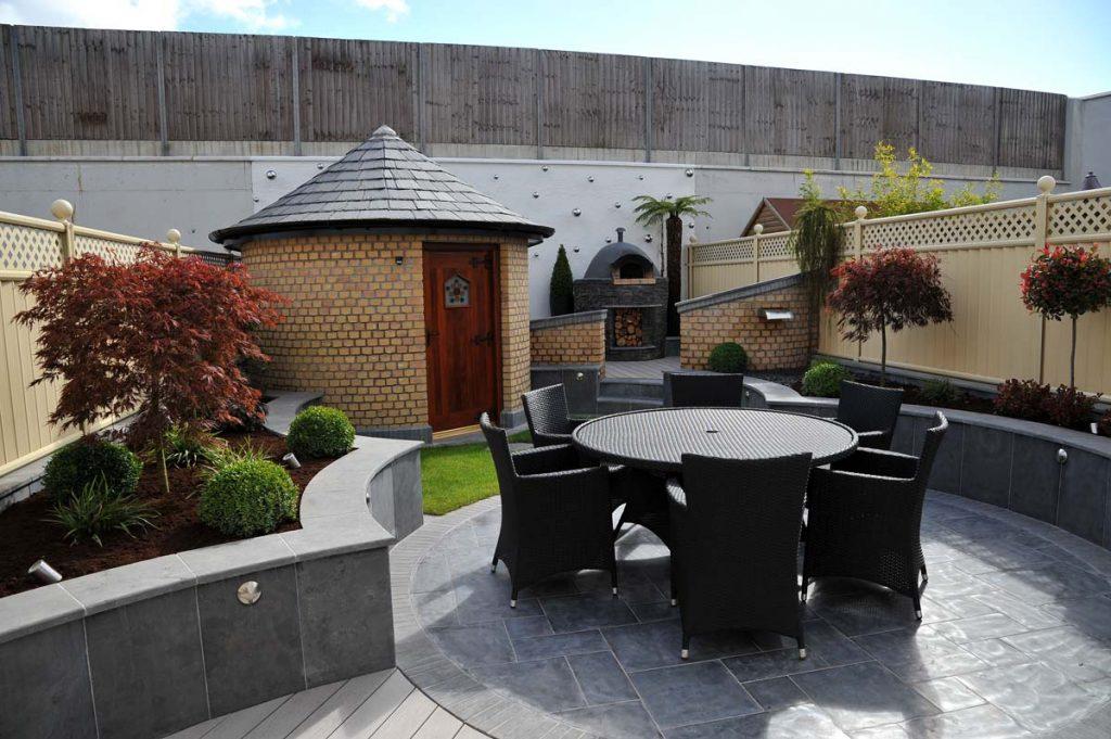 Lehenaghmore Back Garden Design 5